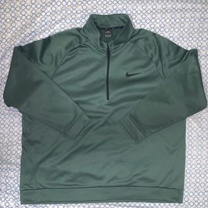 Men's Nike Dri Fit Quarter Zip Sweater